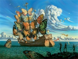 exploring dreams (salvador dali)